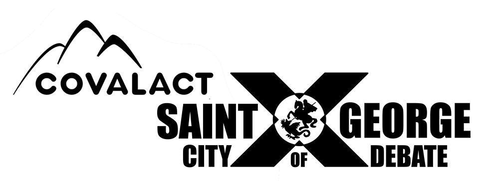 Covalact Saint George City of Debate